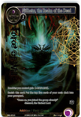 Niflheim, the Realm of the Dead - SKL-074 - R - 1st Edition - Full Art