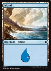 Island (255) - [Non-Full Art]