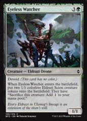 Eyeless Watcher - Foil