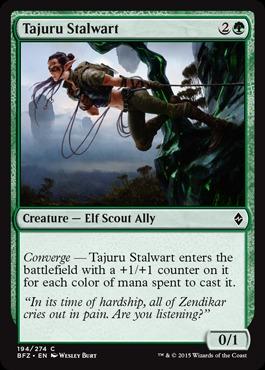 Tajuru Stalwart - Foil