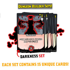 100 Swords: Set 4 - The Darkness Dungeon Builder Set
