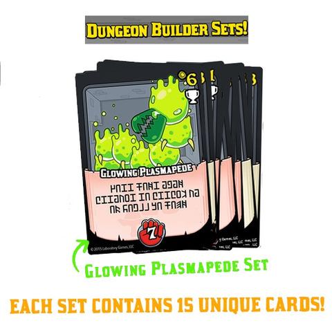 100 Swords: The Glowing Plasmapedes Dungeon Builder Set