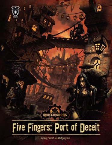 Five Fingers: Port of Deceit