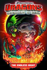 Dragons Defenders Of Berk Graphic Novel Vol 01 Endless Night