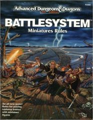 Battlesystem: Miniatures Rules