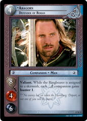 Aragorn, Defender of Rohan - 17R93