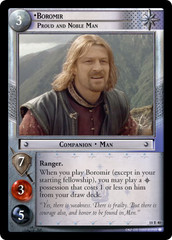 Boromir, Proud and Noble Man - 18R40