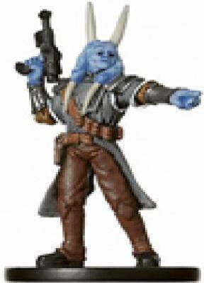 Chagrian Mercenary Commander