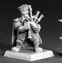 Dwarf Musician