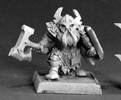 Warlord: 14173: Gargram, Dwarf Sergeant