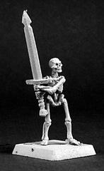Skeletal Swordsman