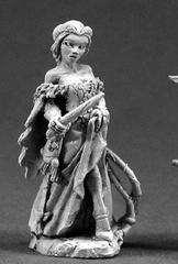 03329 - Hannah Blackruby, Female Wizard