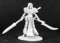 Ishara Snowfinch, Druid