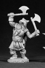Olaf, Wolf Warrior