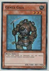 Genex Gaia - HA02-EN006 - Super Rare - 1st Edition