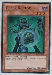 Genex Doctor - HA02-EN009 - Super Rare - 1st Edition
