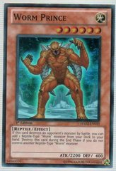 Worm Prince - HA02-EN053 - Super Rare - 1st Edition