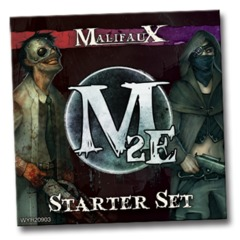 2 Player Starter Set: Guild vs Neverborn (Malifaux 2E)