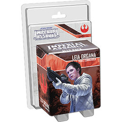 Star Wars: Imperial Assault - Leia Organa Ally Pack ( SWI22 )