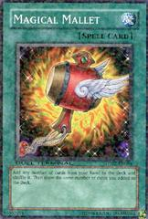 Magical Mallet - DT02-EN094 - Duel Terminal Normal Parallel Rare - 1st Edition on Channel Fireball