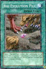 Big Evolution Pill - DT02-EN096 - Duel Terminal Normal Parallel Rare - 1st Edition