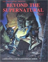 PAL700 Beyond the Supernatural