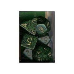 Speckled 7 Dice set (CHX25335) - Golden Recon
