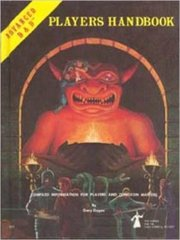 Advanced Dungeons & Dragons: Players Handbook