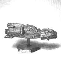 Agamemnon Heavy Cruiser
