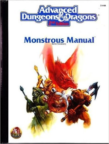 Monstrous Manual