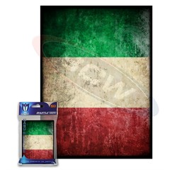 BCW Max Protection Art Sleeves - Italy Flag (50 ct)