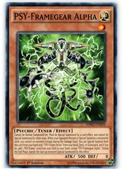 PSY-Framegear Alpha - HSRD-EN029 - Common - 1st Edition on Channel Fireball