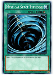 Mystical Space Typhoon - HSRD-EN053 - Common - 1st Edition