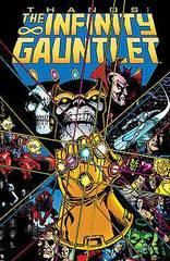 Infinity Gauntlet Trade Paperback