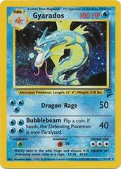 Gyarados - 7/130 - Holo Rare - Unlimited Edition