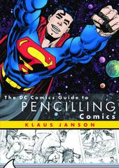 DC Comics Guide To Pencilling Comics Trade Paperback