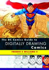 DC Comics Guide to Digitally Drawing Comics (Softcover)