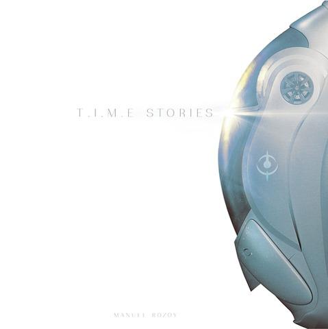T.I.M.E Stories