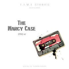 T.I.M.E Stories Expansion: The Marcy Case