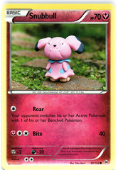 Snubbull - 98/162 - Common