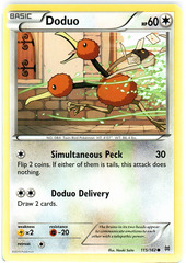 Doduo - 115/162 - Common