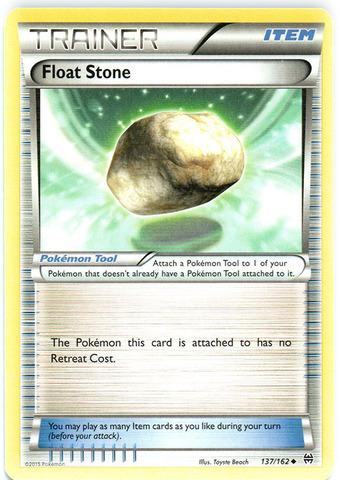 Float Stone - 137/162 - Uncommon