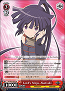 Lord's Ninja, Akatsuki - LH/SE20-E03 - RR - Foil