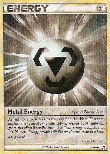 Metal Energy (Special) - 80/90 - Uncommon