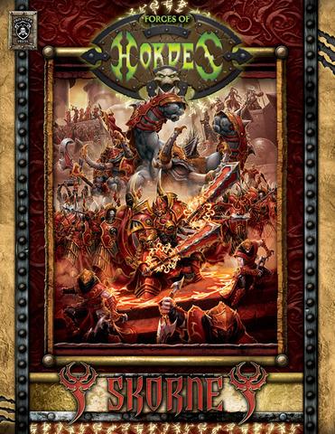 Forces of HORDES: Skorne SC