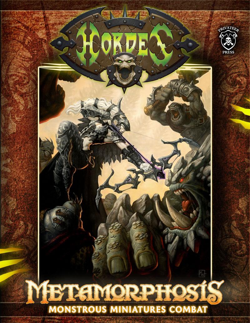HORDES: Metamorphosis SC