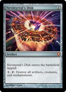 Nevinyrrals Disk - Foil