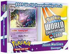 Pokemon 2009 World Championships Deck - Jason Martinez (Queengar)