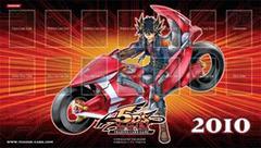 2010 Yu-Gi-Oh! 5D's Playmat w/ Yusei