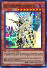 Black Luster Soldier - Envoy of the Evening Twilight - AP08-EN008 - Super Rare - Unlimited Edition
